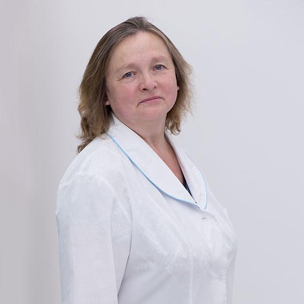 Бадикова Инна Фоминична