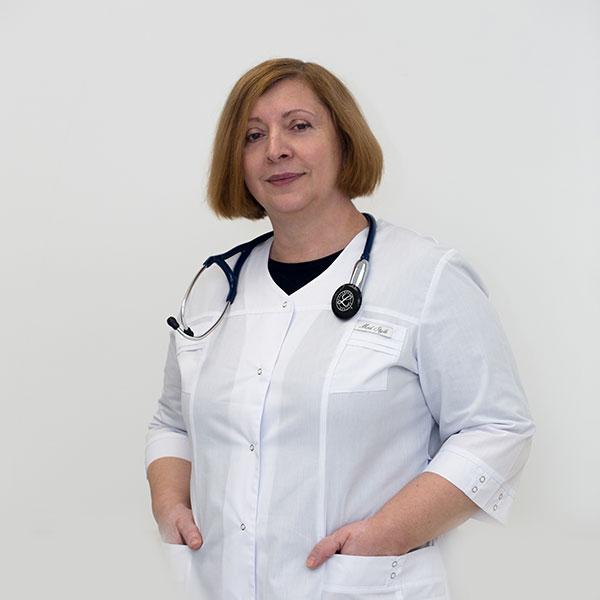 Гусейнова Эмилия Альбертовна