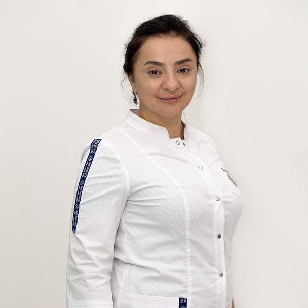 Магомедова Гюльзаман Летифовна