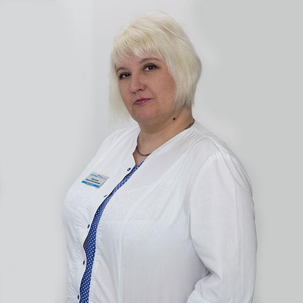 Морозова Ирина Вячеславовна